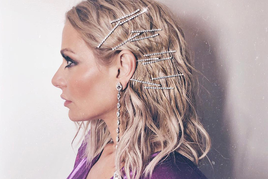 Mane Addicts Best Ways To Use Bobby Pins That Don't Involve Hair With Long Hairstyles With Bobby Pins (View 20 of 25)