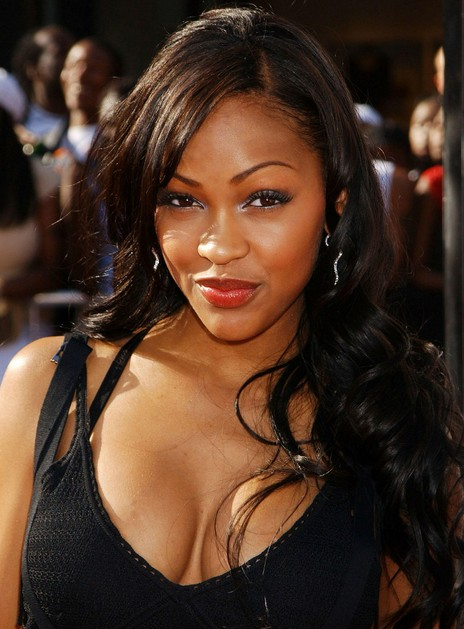 Meagan Good Long Wave Hairstyle Styled For Seduction – Hairstyles Weekly With Meagan Good Long Hairstyles (View 7 of 25)
