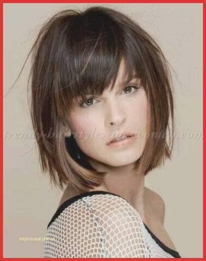 Medium Hairstyles For Round Faces With Bangs – Ocultalink With Regard To Medium To Long Hairstyles For Round Faces (View 16 of 25)