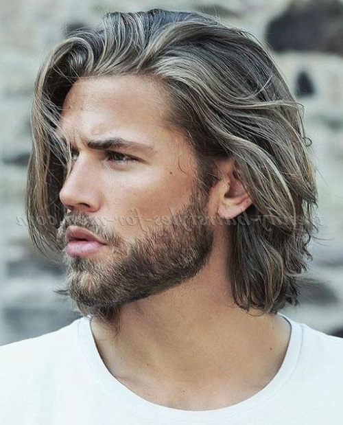 Featured Photo of Medium Long Hairstyles For Guys