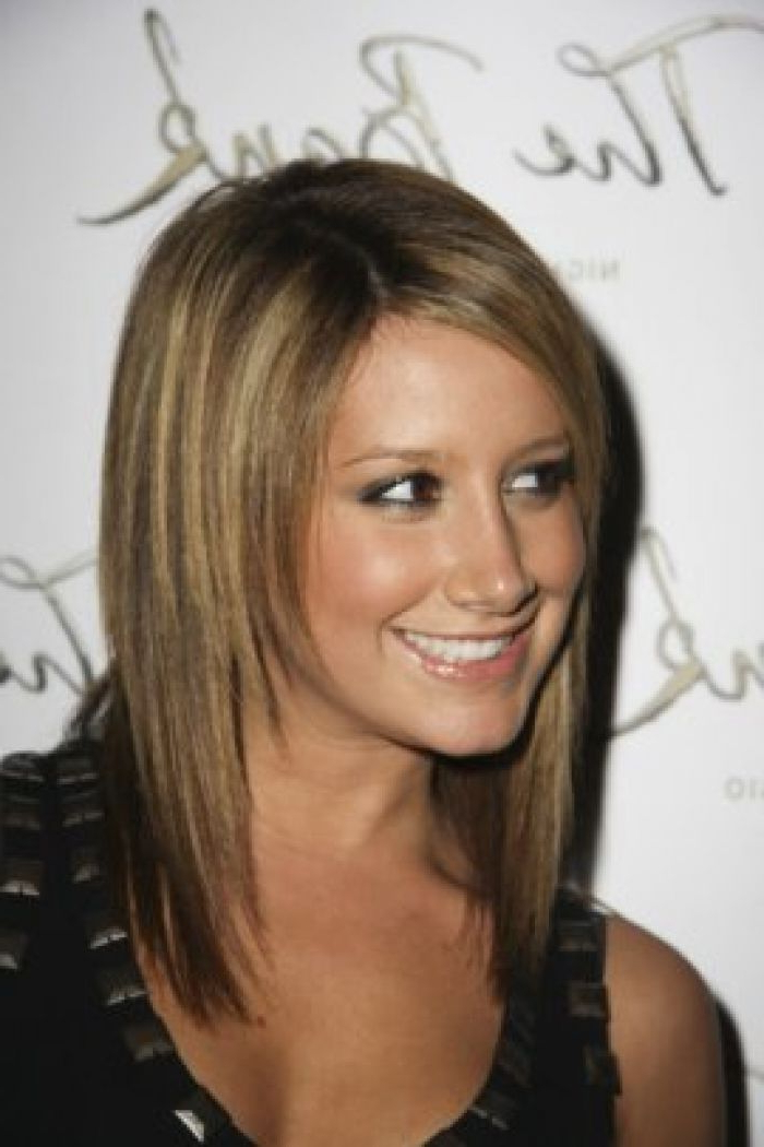 Medium Length Hairstyles For Thin Hair Pictures — Wedding Academy Pertaining To Medium Long Haircuts For Thin Hair (View 18 of 25)