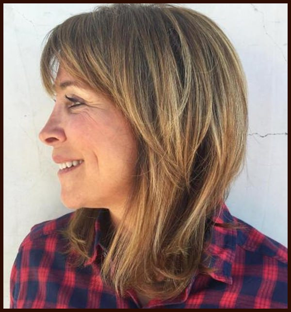 Medium Length Hairstyles For Women Over 40 11707 78 Gorgeous Pertaining To Longer Hairstyles For Women Over (View 11 of 25)