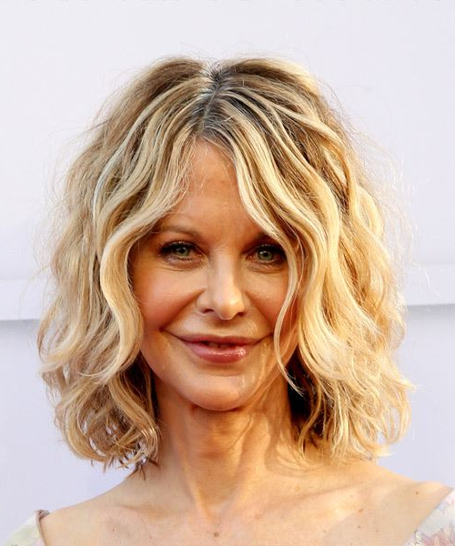 Meg Ryan Hairstyles, Hair Cuts And Colors Throughout Meg Ryan Long Hairstyles (View 2 of 25)