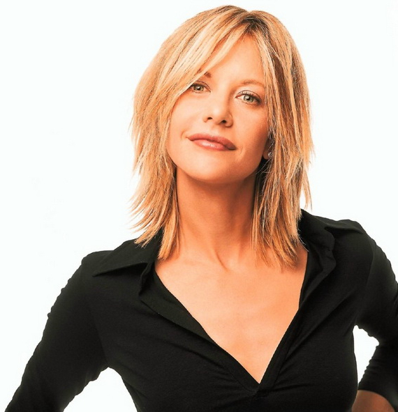 Meg Ryan Hairstyles | Hairstylo Regarding Meg Ryan Long Hairstyles (View 12 of 25)