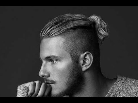 Men Long Hairstyles Shaved Sides – Youtube Pertaining To Hairstyles For Long Hair Shaved Side (View 19 of 25)