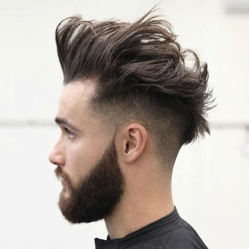Men's Hairstyles For Oval Faces | Men's Hairstyles + Haircuts 2019 Pertaining To Long Haircuts For Oval Faces And Thick Hair (View 24 of 25)