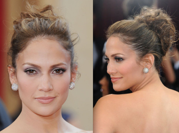 Messy Buns For Prom – Prom Updo Hairstyles – Zimbio With Messy High Bun Prom Updos (View 22 of 25)