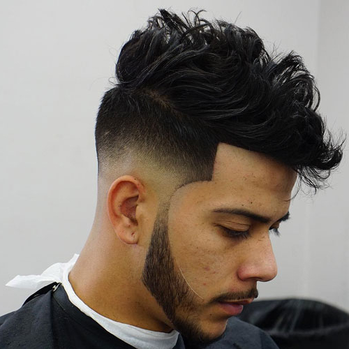 Mexican Hair – Top 19 Mexican Haircuts For Guys (2019 Guide) With Hispanic Long Hairstyles (View 8 of 25)