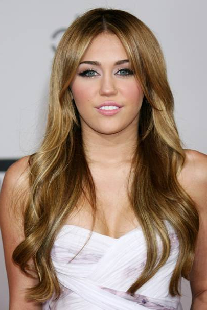 Miley Cyrus Hairstyles – Best Hair, Makeup & Beauty Looks | Glamour Uk Within Miley Cyrus Long Hairstyles (View 10 of 25)