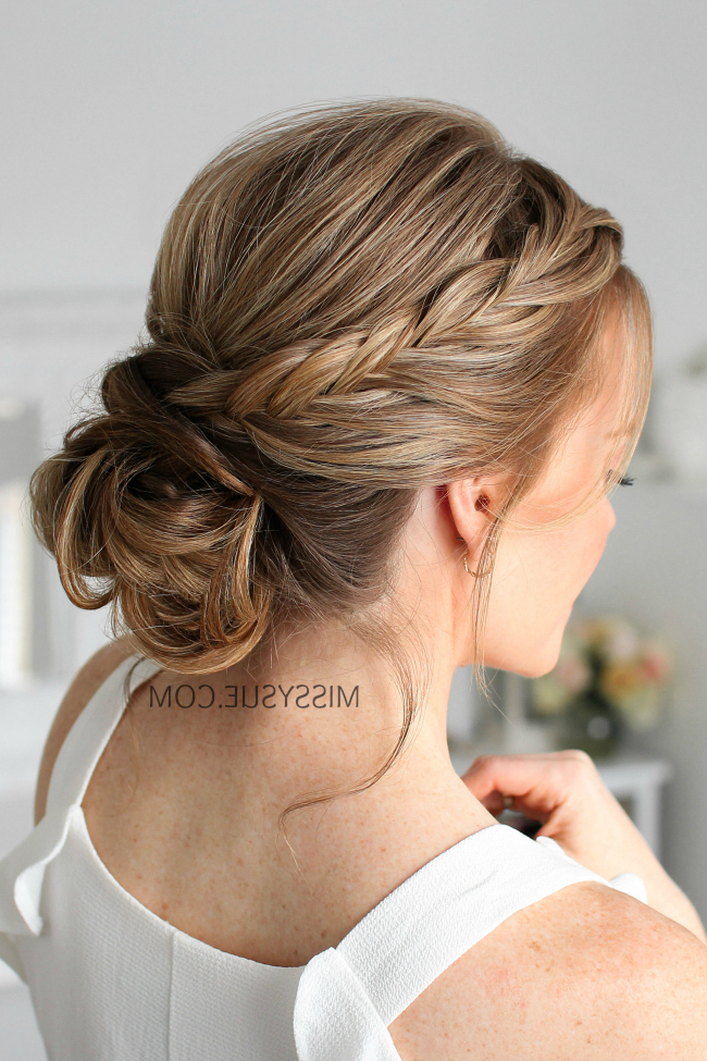 Missy Sue | Beauty & Style With Regard To Braided And Twisted Off Center Prom Updos (View 23 of 25)