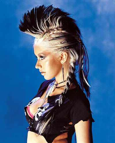 Modern & Edgy Hairstyles 2013 | 2019 Haircuts, Hairstyles And Hair Within Crazy Long Hairstyles (View 14 of 25)