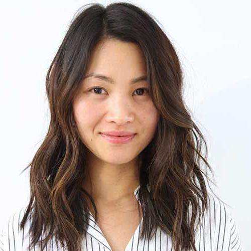 Modern Long Hairstyles 25 Easy Long Haircuts | Hairstyles Ideas Within Modern Long Hairstyles (View 18 of 25)