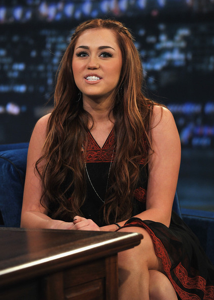 More Pics Of Miley Cyrus Long Braided Hairstyle (12 Of 33) – Hair With Miley Cyrus Long Hairstyles (View 19 of 25)
