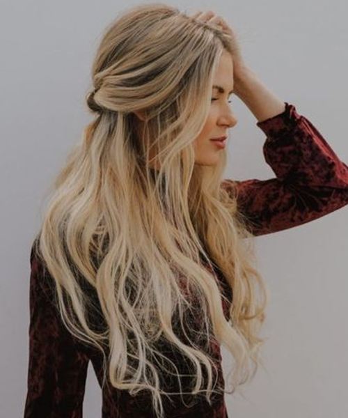 Featured Photo of Long Hairstyles Vogue