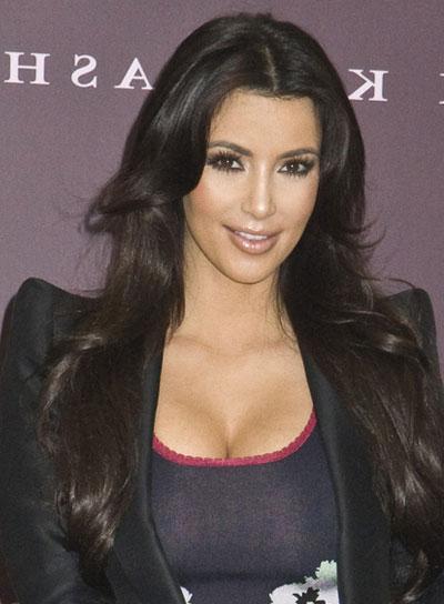 New Long Hairstyles Of Kim Kardashian Hair – Celebrity Hairstyle Inside Long Layered Hairstyles Kim Kardashian (View 23 of 25)