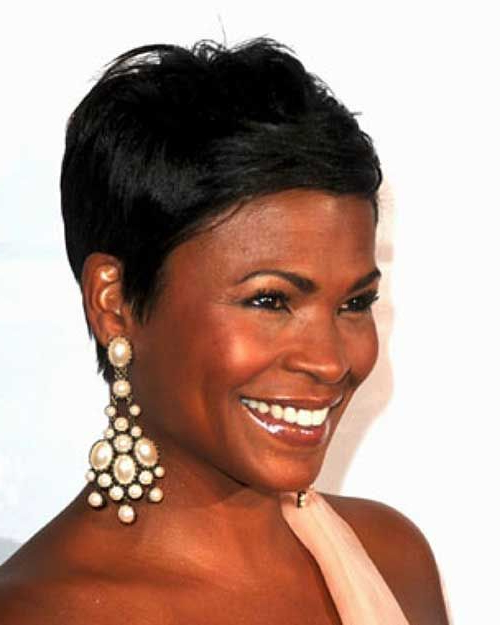 Nia Long Hairstyles 15 Nia Long Pixie Cuts | Hairstyles Ideas with Nia Long Hairstyles