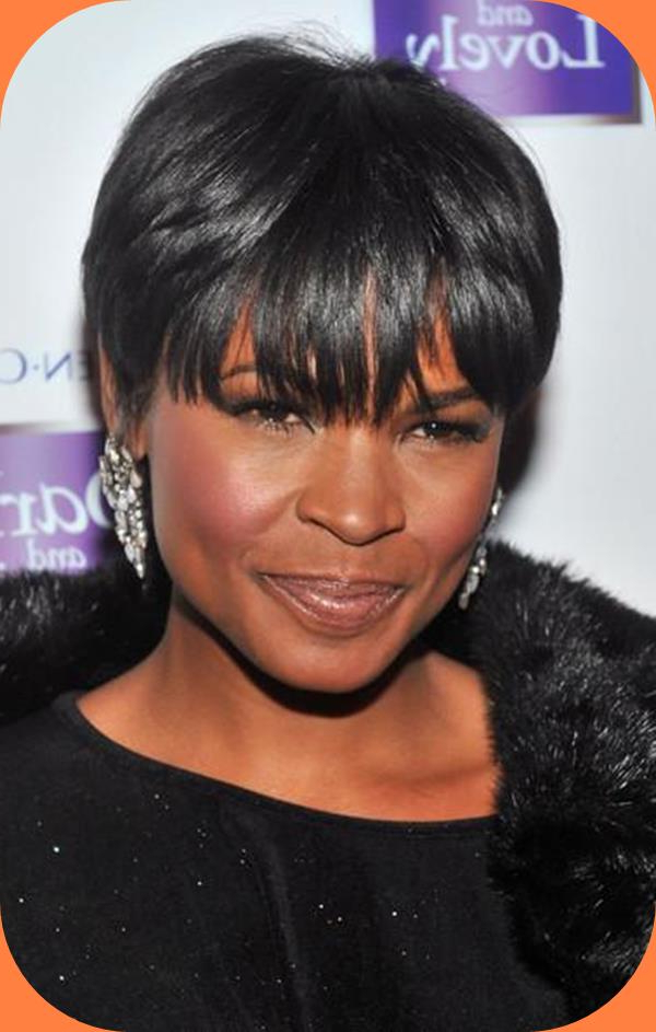 Nia Long Hairstyles - The Impressive Nia Long Hairstyles with regard to Nia Long Hairstyles
