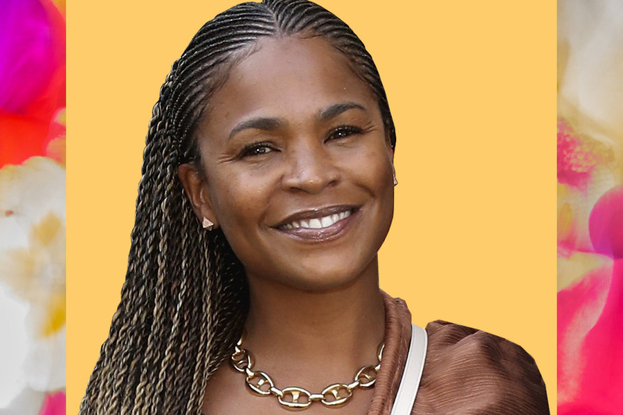 Nia Long Switches It Up And Debuts A New Protective Style On in Nia Long Hairstyles