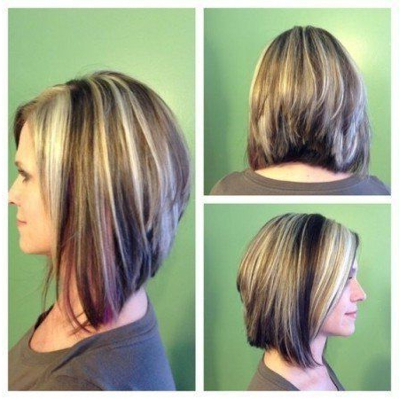 Nice Long Swing Bob Haircuts Pictures | Stacked Bob Haircuts | Hair With Regard To Stacked Long Haircuts (View 3 of 25)