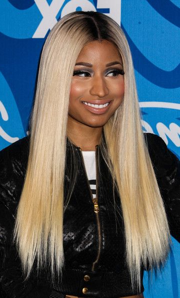 Nicki Minaj Long Straight Cut | Projects To Try | Long Hair Styles inside Nicki Minaj Long Hairstyles