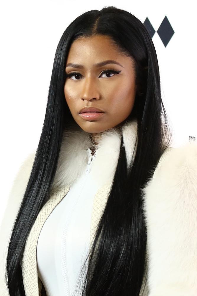 Nicki Minaj's Hairstyles Over The Years inside Nicki Minaj Long Hairstyles