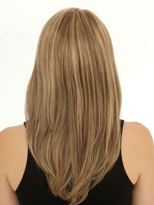 Of The Long Hairstyles U Shaped V Shaped Or Straight Across Back for Long Hairstyles U Shaped