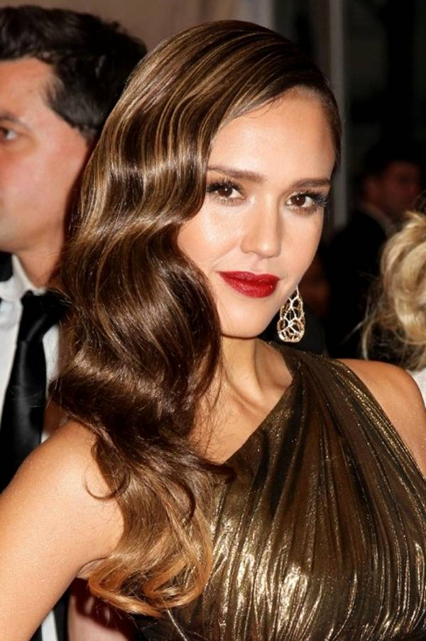 Old Hollywood Glamour Hairstyles For Long Hair – Coolhaircutsshort.gq throughout Long Hairstyles Glamour