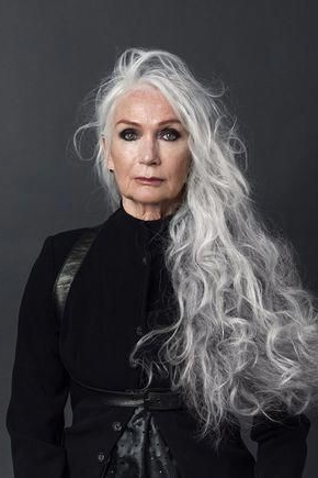Older Women,long Hairstyles Get Ready For 2018 #curlylonghairstyles Pertaining To Long Hairstyles For Mature Women (View 22 of 25)