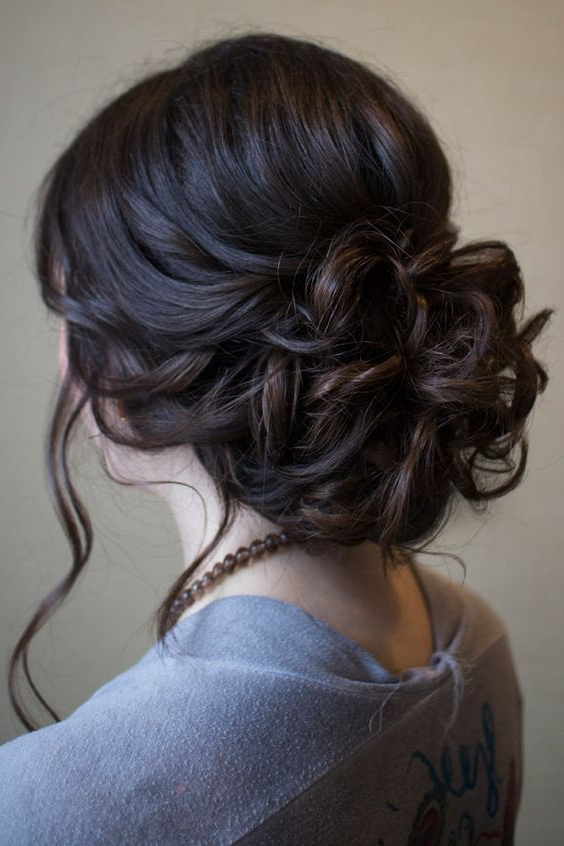 Ombre Hair Color Trends – Is The Silver #grannyhair Style | Hair Regarding Long Hairstyles For Special Occasions (View 19 of 25)