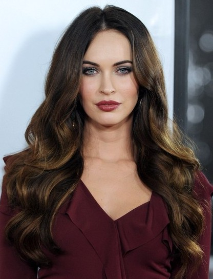 Ombre Long Hairstyles For Wavy Hair – Popular Haircuts With Long Hairstyles Wavy (View 9 of 25)