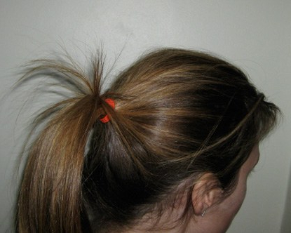 One Annoying Thing About Having Layered Hair | Glamour In Ponytail Layered Long Hairstyles (View 24 of 25)