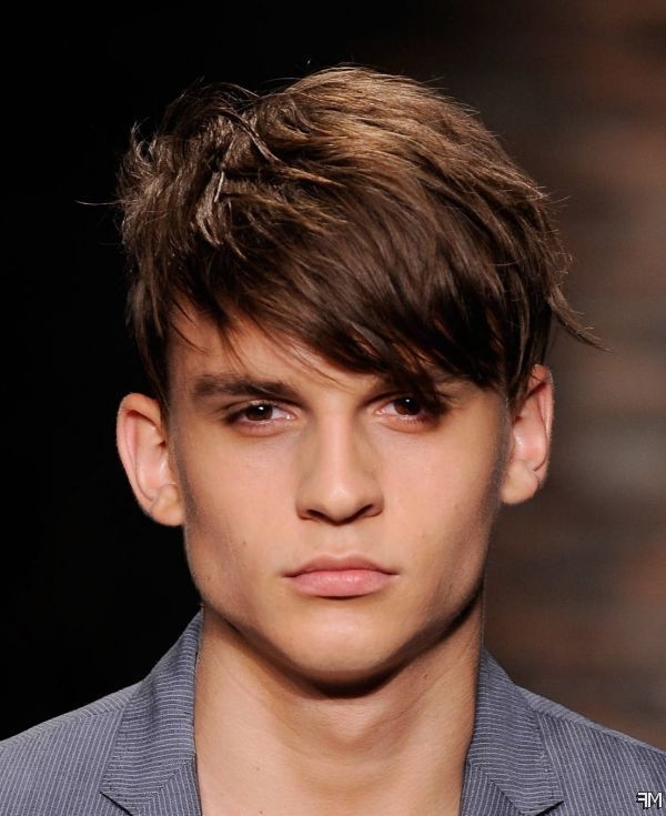 One Side Hairstyles Boy 2015 2016 | Moda 2016 2017 | Boyz' Haircuts Inside One Side Long Haircuts (View 22 of 25)
