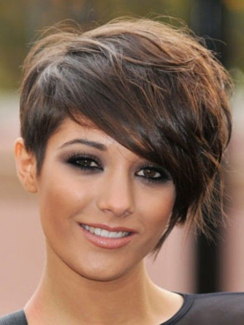 One Side Shorter Than The Other. | Hairstyles | Cute Hairstyles For within One Side Short One Side Long Hairstyles