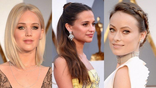 Oscars 2016: The Best Hairstyles Straight From The Oscars Red Carpet With Long Hairstyles Red Carpet (View 22 of 25)