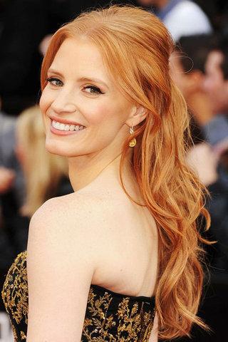 Oscars Fashion: The Prettiest Hairstyles Spotted On The Oscars Red throughout Long Hairstyles Red Carpet