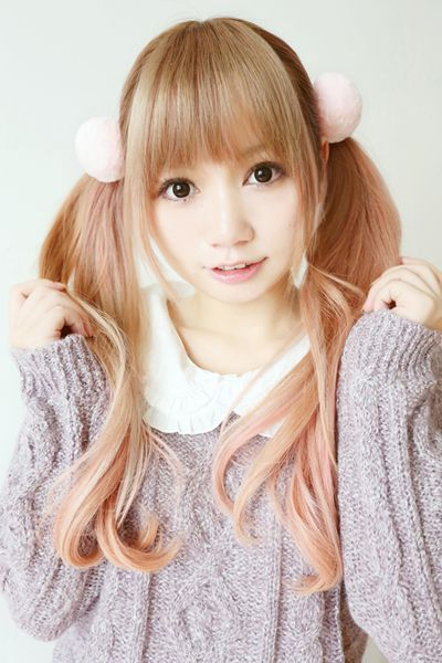 Otona Kawaii Hairstyles Overview – Part 1: Past Of Otona Kawaii Regarding Long Kawaii Hairstyles (View 3 of 25)