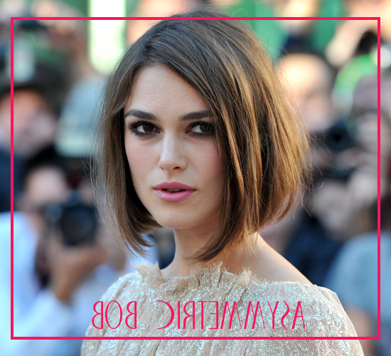 Pictures : Best Hairstyles For A Square Jawline – Asymmetric Bob For In Long Jaw Hairstyles (View 15 of 25)