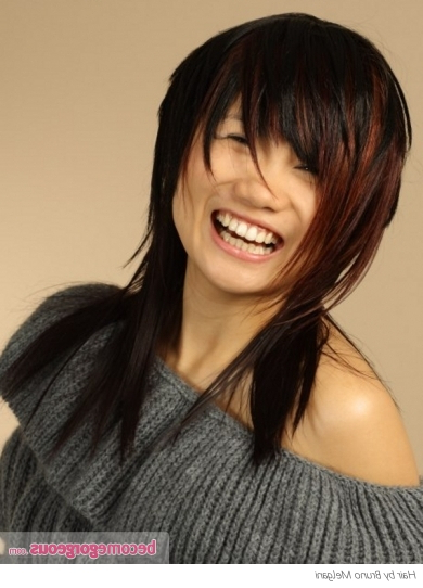 Pictures : Long Hairstyles – Long Heavy Layered Haircut| Inside Heavy Layered Long Hairstyles (View 24 of 25)