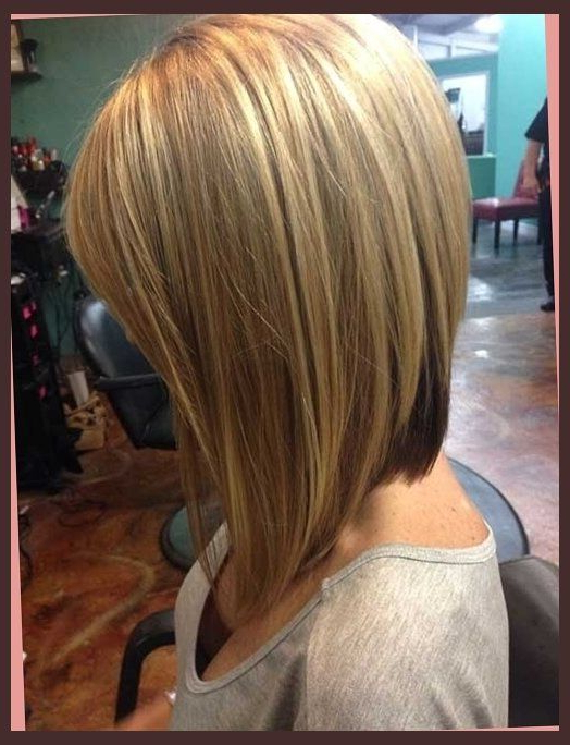 Pictures Of Long Layered Angled Bob Haircuts | Proper Hairstyles In Hairstyles Long Inverted Bob (View 5 of 25)