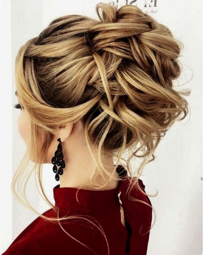 Pinideas 3,6,9 On Hairstyles & Haircuts For Women In 2019 Within Long Hairstyles Bridesmaid (View 8 of 25)