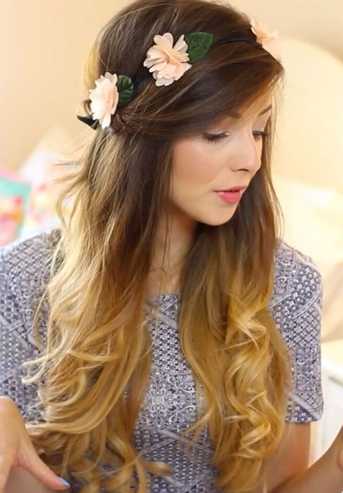 Pinsiena Hip Lock On Hair Colors And Highlights | Hair Styles Regarding Zoella Long Hairstyles (View 9 of 25)