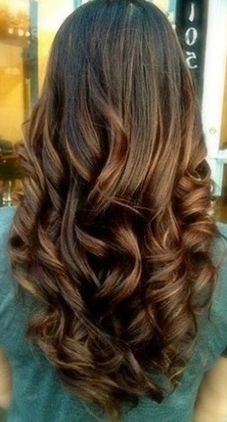 Pinterest Intended For Long Layered Half Curled Hairstyles (View 17 of 25)