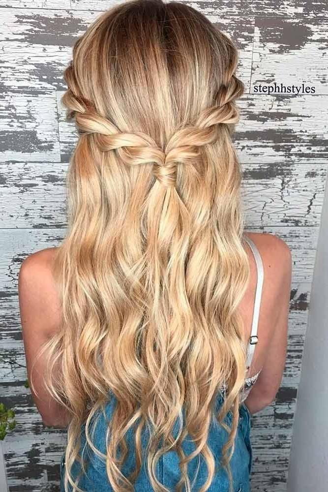 Pinterest Long Hairstyles 2018 Latest Long Hairstyles Dos With Long Hairstyles Dos (View 7 of 25)