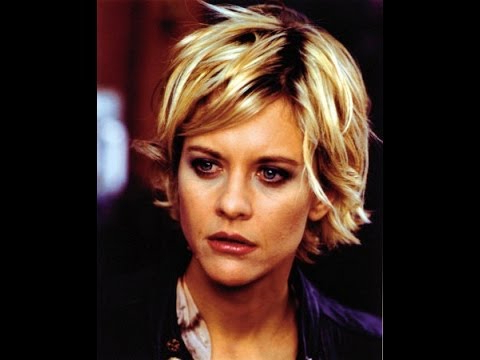 Pixie Haircut Tutorial – Meg Ryan – Youtube Intended For Meg Ryan Long Hairstyles (View 22 of 25)