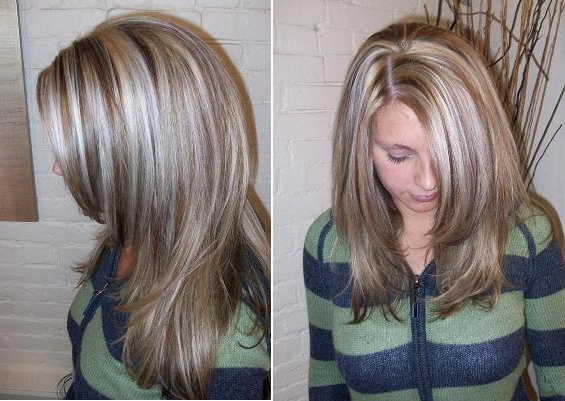 Platinum Highlights & Lowlights – Long Hairstyles How To In Long Hairstyles With Highlights And Lowlights (View 14 of 25)