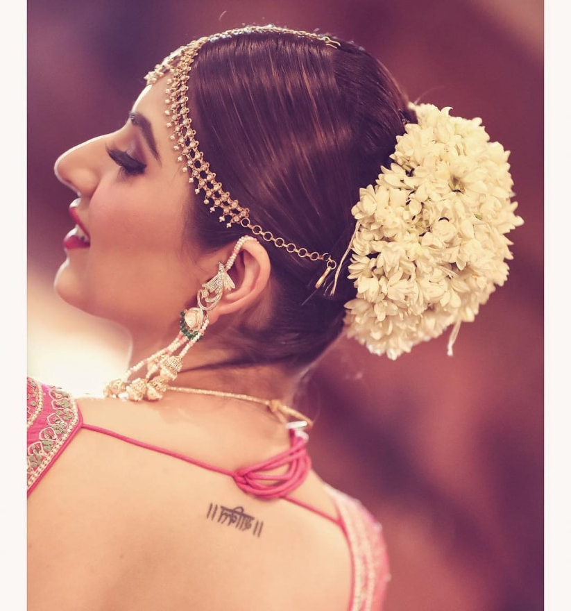 Popular Kerala Bridal Hairstyles Upgraded For 2019 Intended For Long Hairstyles In Kerala (View 25 of 25)