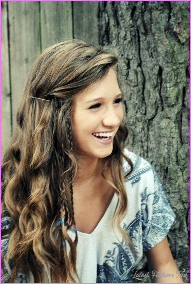 Popular Teen Haircuts 15 Best Of Long Hairstyles For Juniors Pertaining To Long Hairstyles For Juniors (View 8 of 25)