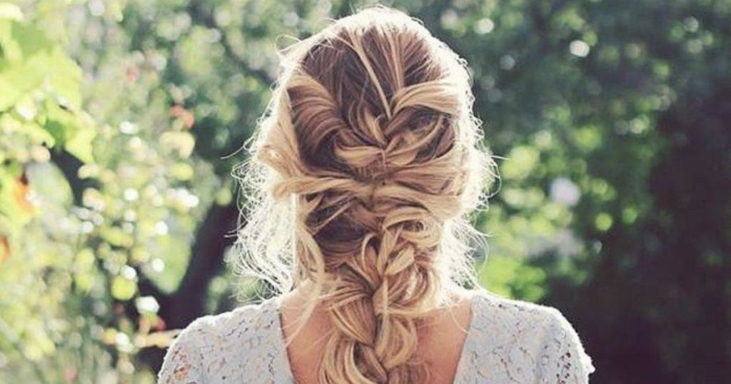 Prettiest Braided Prom Hairstyles To Wear To The Dance Regarding Classic Prom Updos With Thick Accent Braid (View 24 of 25)