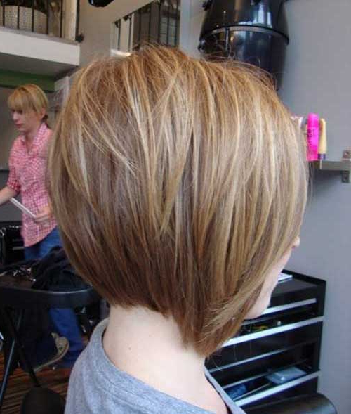 Pretty Cool Inverted Bob Haircut Ideas For Stylish Ladies Regarding Long Inverted Bob Back View Hairstyles (View 7 of 25)