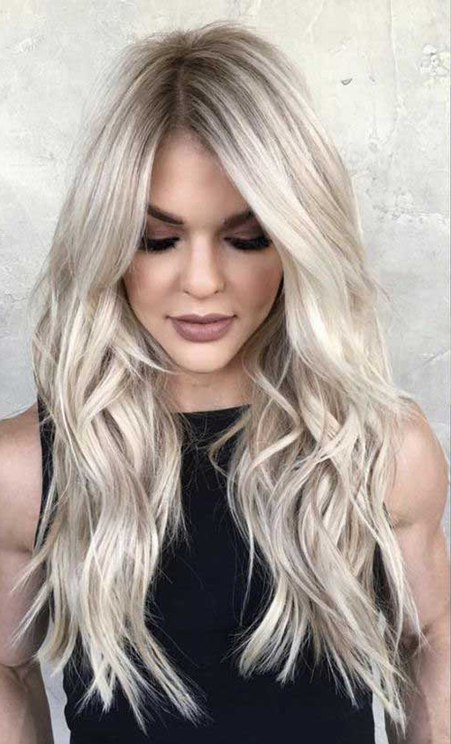 Pretty Long Hairstyles For Ladies Intended For Long Hairstyles Women (View 22 of 25)